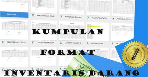 kumpulan format html kumpulan kode format inventaris barang sekolah sd smp