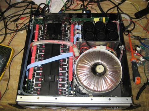 transistor void repairs void infinite 8 mk1 power lifier abeltronics