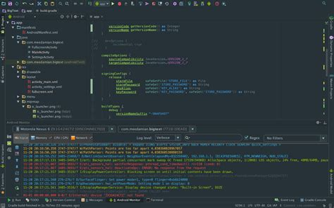 wallpaper android studio making android studio pretty damian mee blog