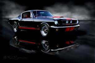 phil s 1965 mustang gt a code fastback black with