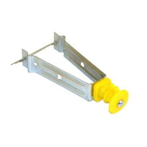 zareba chain link fence insulator 10 per bag iclxy z