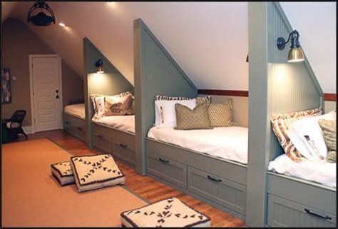 making the most of small spaces bedroom am 233 nager une chambre sous les combles ou le grenier blog