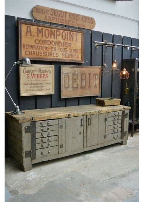 Garage Signs And Decor by Industrial Decor Style Is For Any Space An