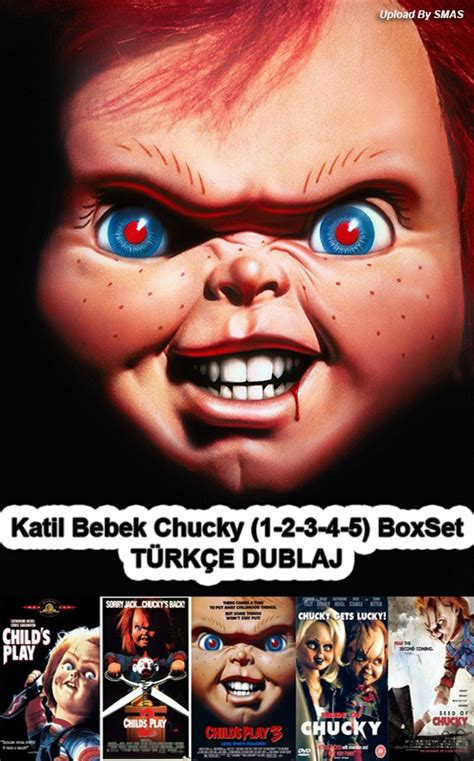 chucky film turkce katil bebek chucky 1 2 3 4 5 boxset brrip xvid