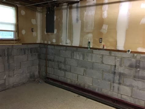 waterproofing how should i handle moisture insulation as