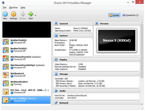 Android Virtualbox by Connect To Android Emulator From Virtualbox Noise From