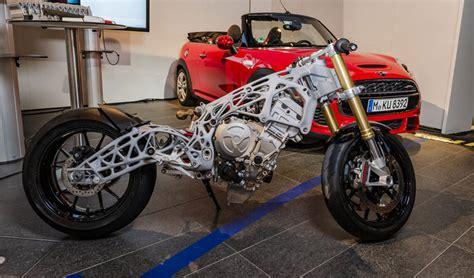 Bmw Motorrad M Nchen Stellenangebote by 3d Gedruckte Motorradkarosserie Von Bmw 3dnatives