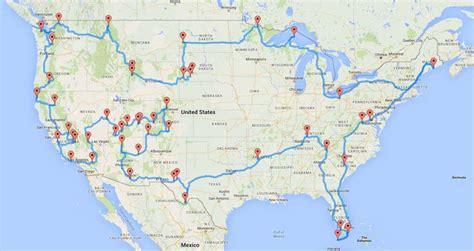 road map usa national parks de 20 bedste id 233 er inden for parks p 229