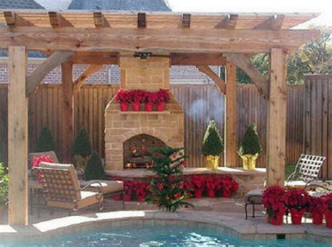 local outdoor fireplace builders     cost