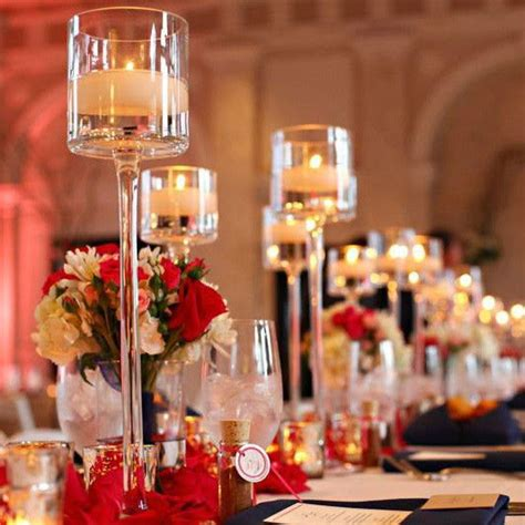wine glass vases for centerpieces 1000 ideas about vase centerpieces on