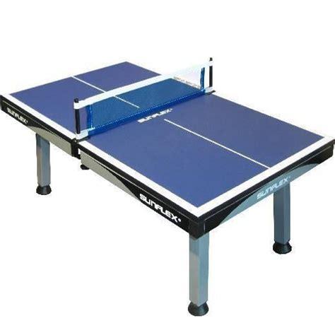 Meja Ping Pong Sunflex masa ping pong sunflex dimensiune mini etenis