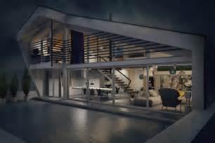 modern penthouses modern penthouse exterior interior design ideas