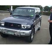 1998 Mitsubishi Pajero  YouTube