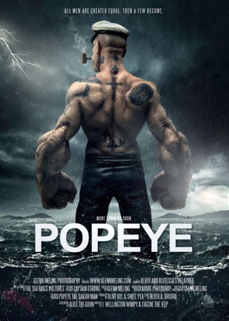 Meme Movie Posters - movie poster trailer popeye the sailor man know your meme