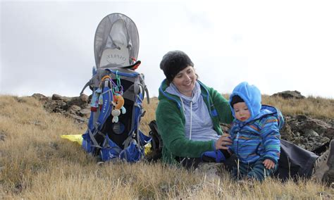 Hekeng Babi top 10 tips for hiking with a baby bc parks