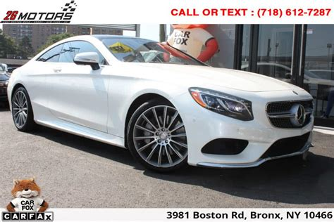 Used Mercedes Ny by Used Mercedes Bronx Bronx New Jersey Ny
