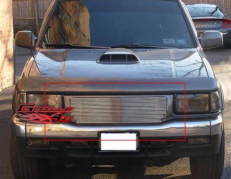 6703 Front Grille Isuzu Nkr 71 for 93 95 isuzu 93 97 rodeo billet grille insert