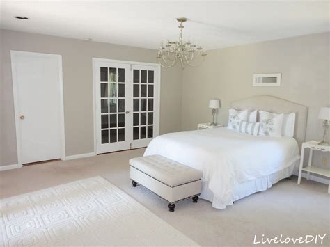 French Doors Interior - livelovediy our master bedroom the latest changes