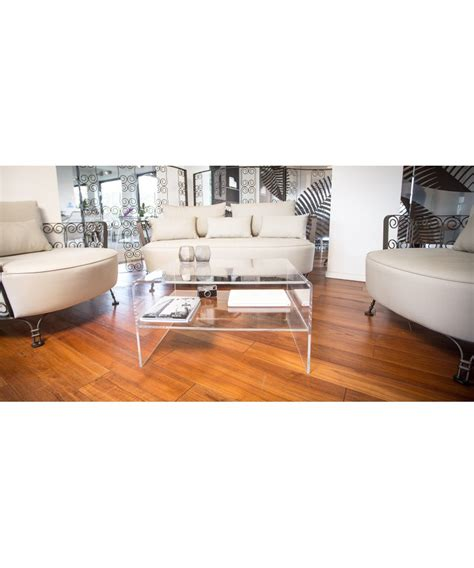 tavolini divani e divani tavolino con ripiano 70x40h40 per divani in plexiglass