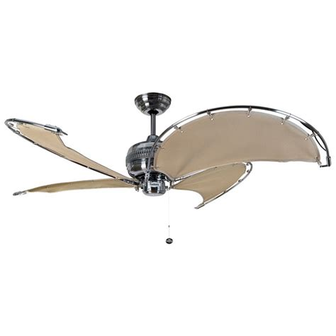 40 inch ceiling fan fantasia spinnaker 40 inch pull cord stainless steel
