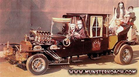 Munster Car Barris Kustom Cars On Kustom Custom Cars And The Munsters