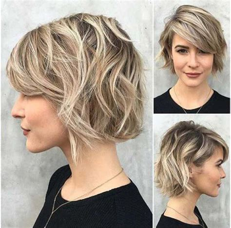 can you have short bangs with ombre hair 42 balayage ideas for short hair the goddess