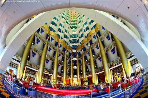 interesting facts about burj al arab just fun facts
