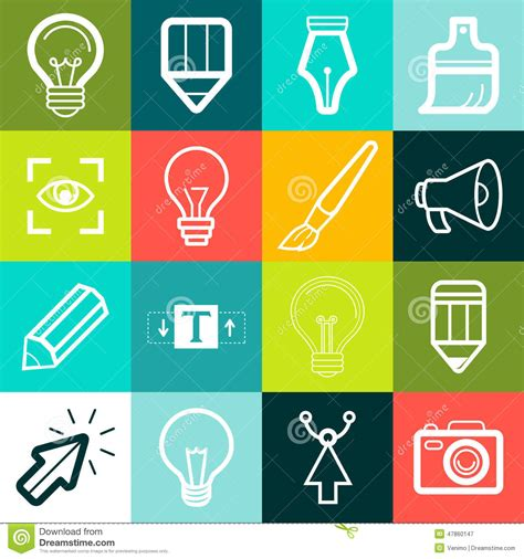 graphic design icons stock vector image of icon design vector graphic design symbols and signs stock vector