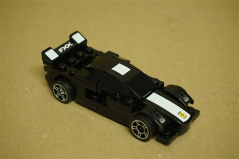Dijamin Lego 30195 Polybag Fxx Polybag shell lego 174 modelle set review lego 174 brickstore at