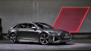 audi rs avant  launch confirmed heres
