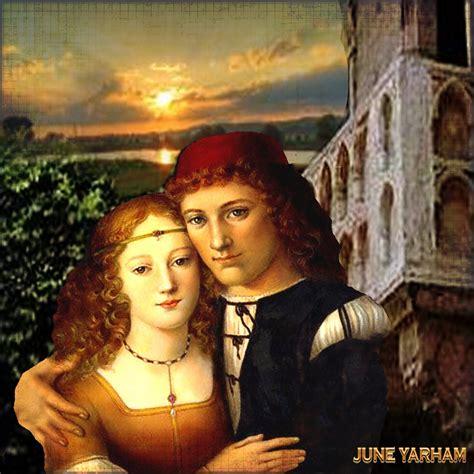 Romeo And Juliet Painting Wallpaper   www.pixshark.com