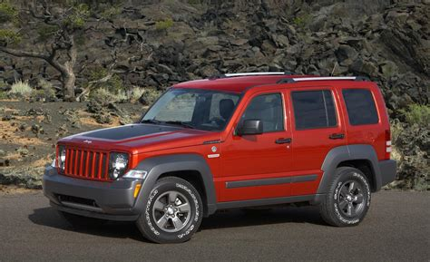 2010 jeep liberty car and driver