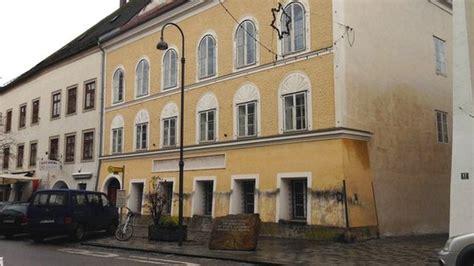 hitler born house hitler s old house gives austria a headache bbc news