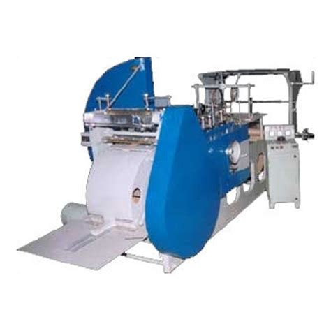 Paper Carry Bag Machine - paper bag machine groceries paper bag