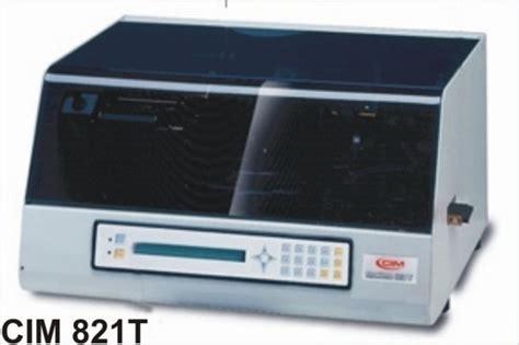 plastic card machine plastic card embossing indenting machine in gagan vihar