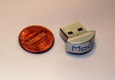 Mogo Dapter by World S Smallest Bluetooth Adapter