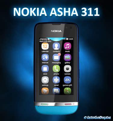 Hp Nokia Asha 311 Saat Ini Harga Nokia Asha 311 Spesifikasi Hp Terbaru 2012