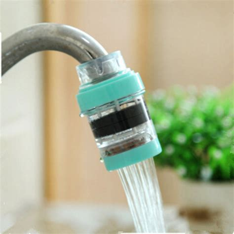 water purifier for bathroom home kitchen health stone magnetization bathroom faucet