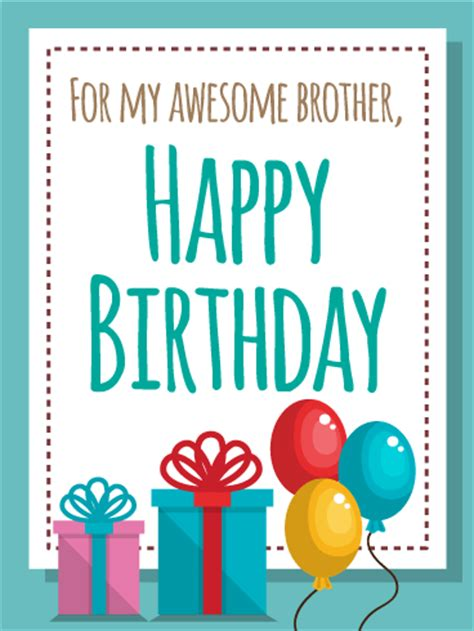 imagenes de happy birthday little brother birthday cards for brother birthday greeting cards by