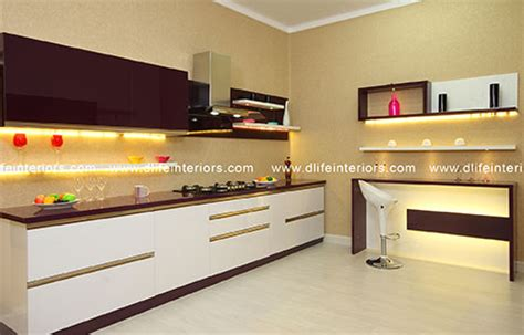d life home interiors personalized home interiors and modern kitchen in thrissur