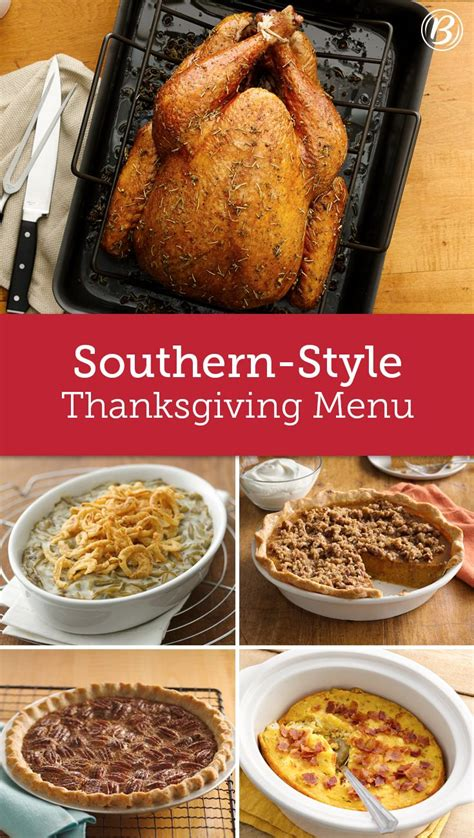 southern style thanksgiving menu thanksgiving menu thanksgiving and turkey