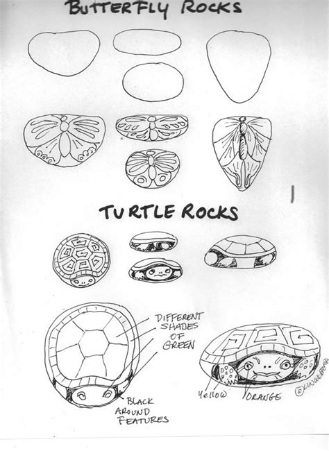Top 25 Best Rock Painting Patterns Ideas On Pinterest Pet Rocks Painted Garden Rocks And Templates For Painting Rocks