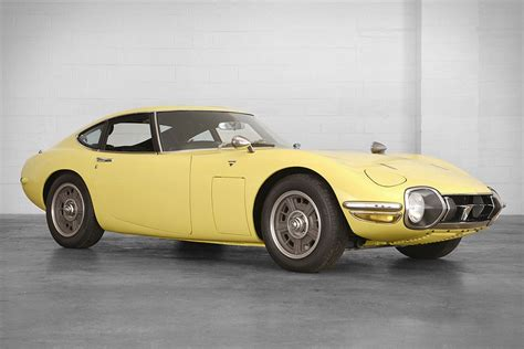 1968 Toyota 2000gt 1968 Toyota 2000 Gt Uncrate