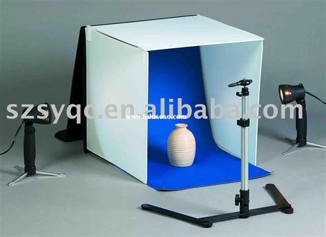 Mini Studio Kit 60x60cm foldable bed tent for sale price china manufacturer