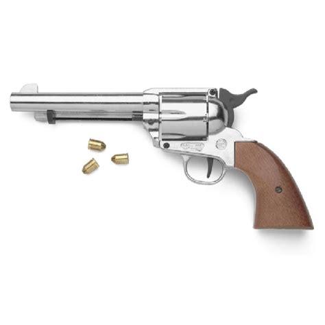 Army 45 Revolver Blank Firing blank firing revolver 9mm nickel