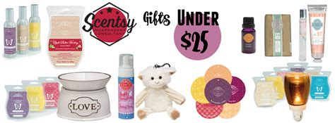 Gifts For Or With by Gifts 25 Scentsy Gift Guide I Am Wickless