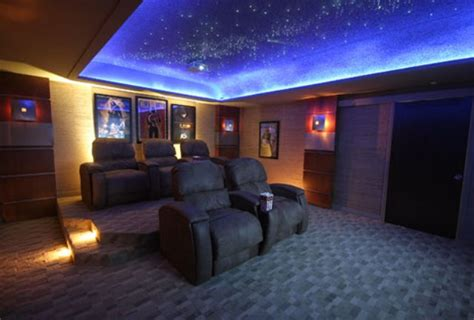 Home Theater Ceiling Lighting Exclusive Look Inside The World S Largest Planned Doomsday Escape Billionaire Bunkers