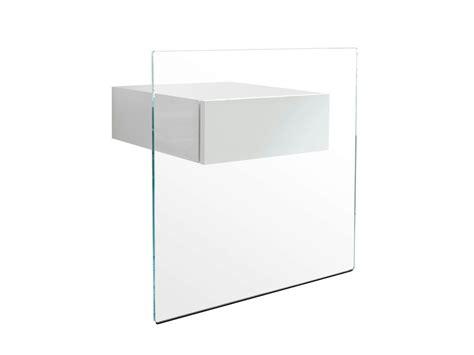 designer nachttisch aus glas nachttisch aus glas do mo by t d tonelli design design