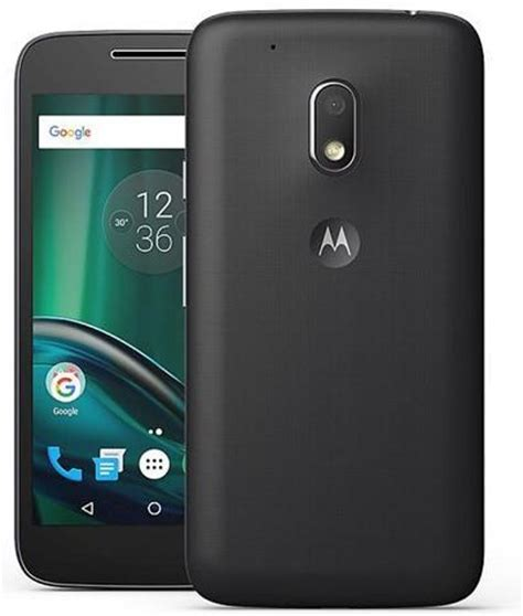 Hp Motorola Ram 2gb motorola moto g4 play xt1609 16gb 2gb ram specs and price phonegg