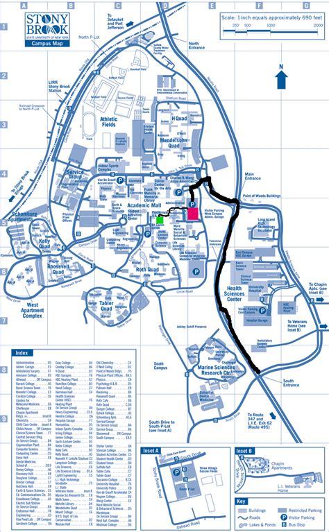 stony brook map stony brook map my
